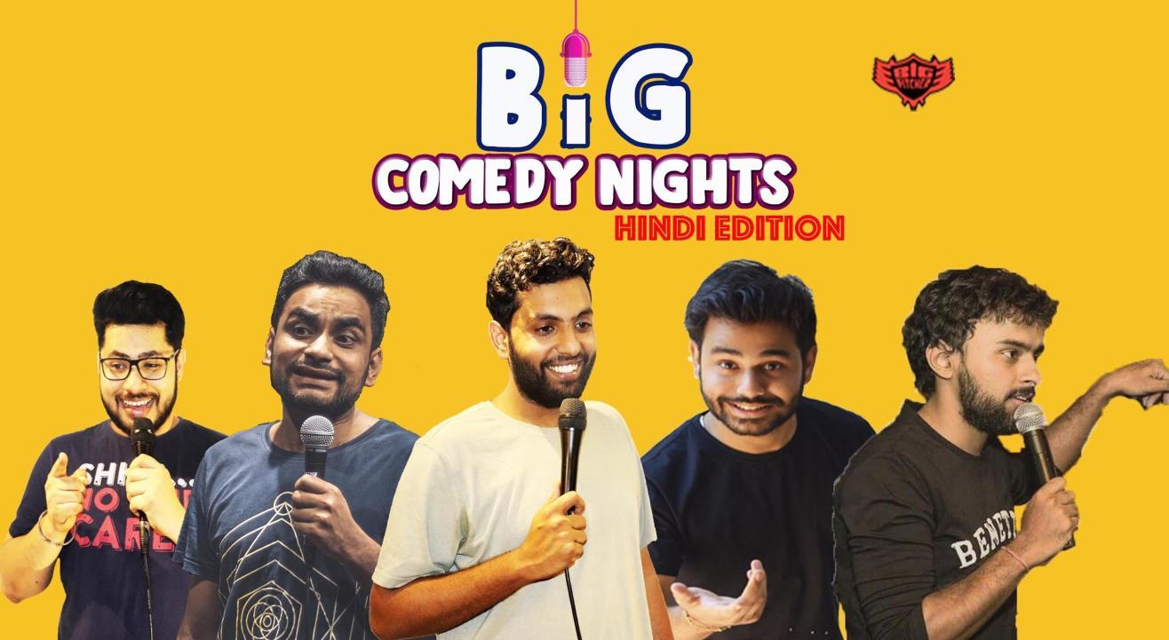 Big Comedy Night [Hindi]