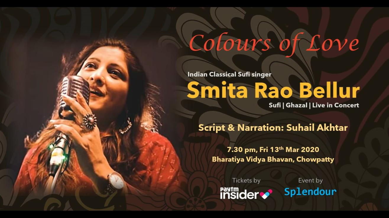 Colours of Love – Smita Rao Bellur