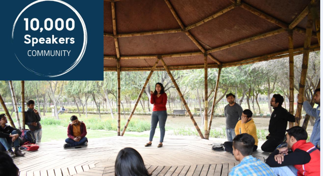 72 Public Speaking and Storytelling (10,000 Speakers Community)