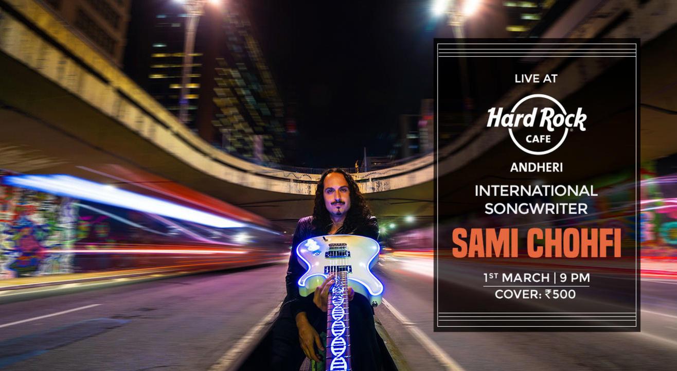 Sunday Unplugged ft. Sami Chohfi