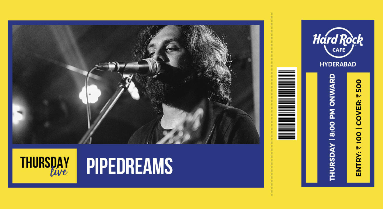 Thursday Live ft. Pipedreams