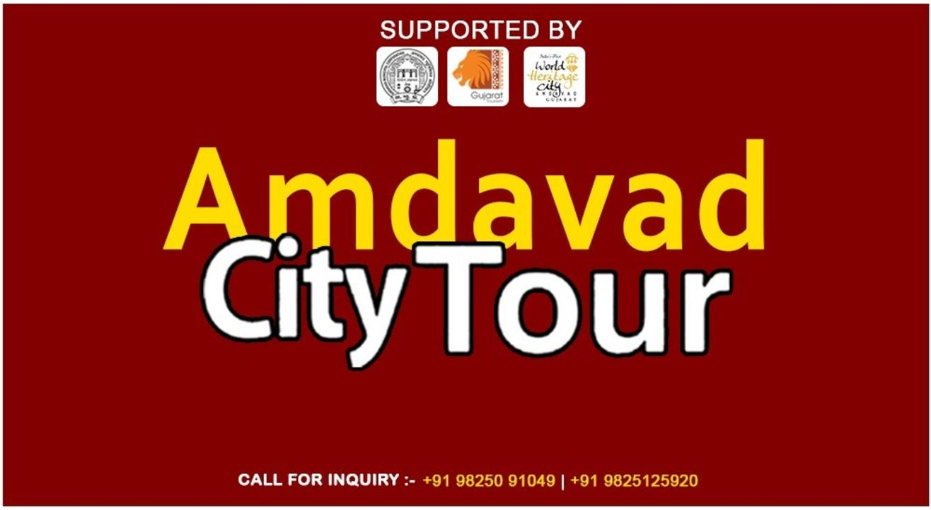 AMDAVAD CITY TOUR