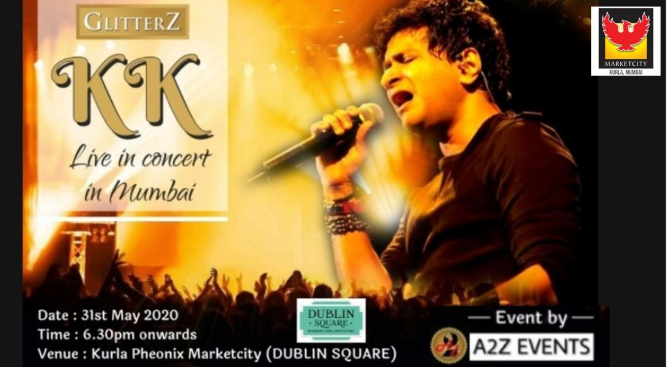 KK Live in Concert : Mumbai