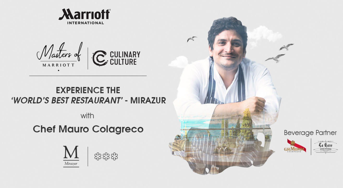 Experience The World's Best With Masters of Marriott