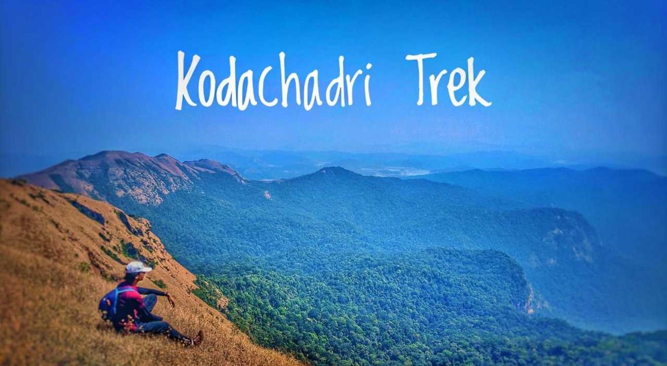 Kodachadri Trek | Namma Trip