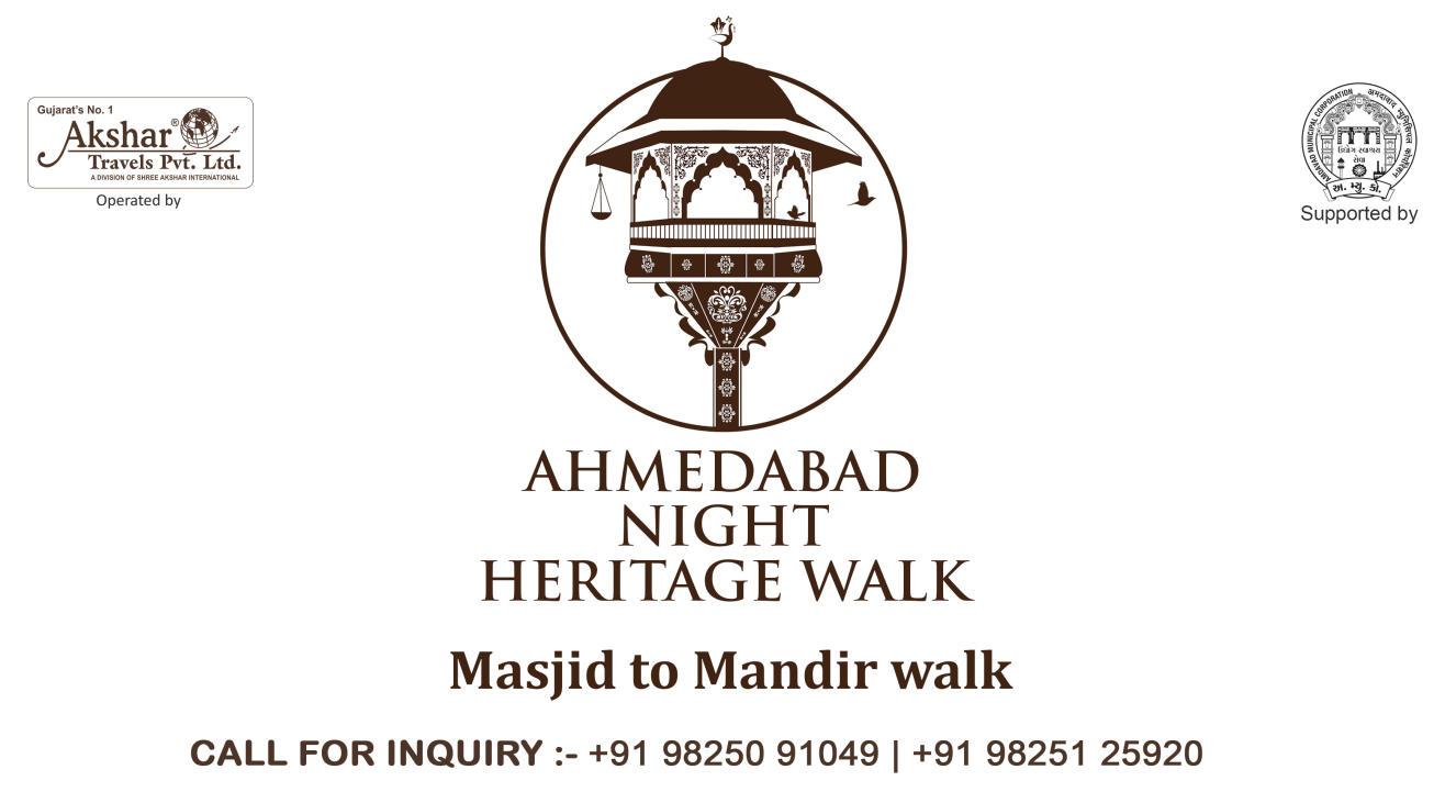Ahmedabad Night Heritage Walk
