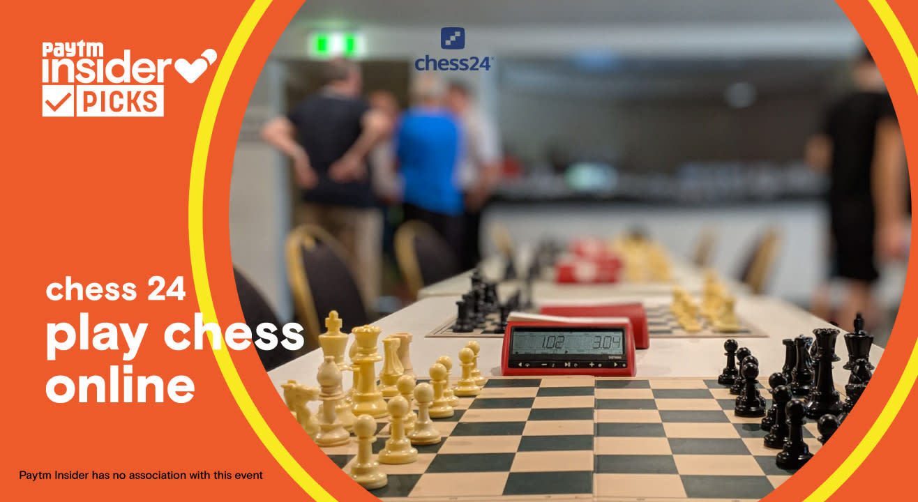 Chess 24 - Play Chess Online