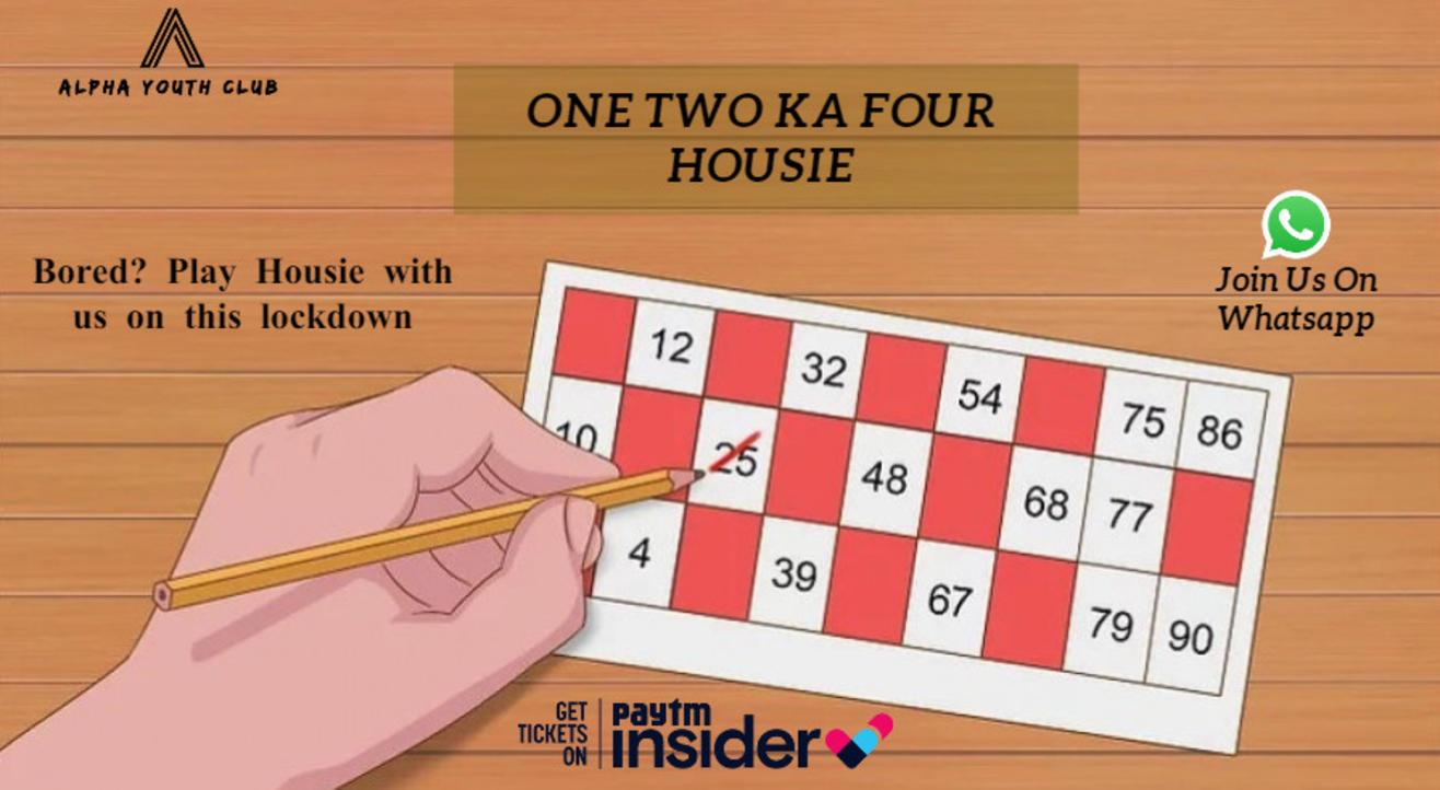 One Two Ka Four Housie