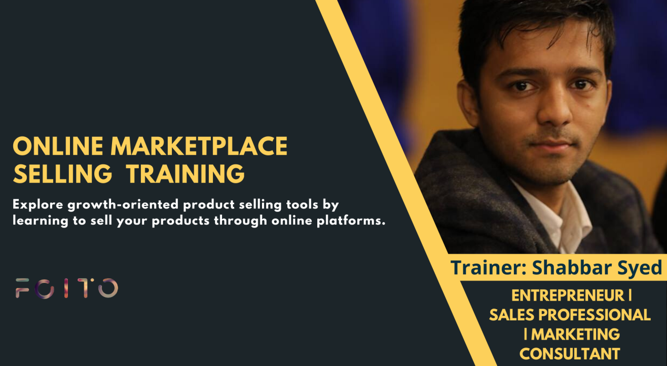 Online Market Place Selling Training