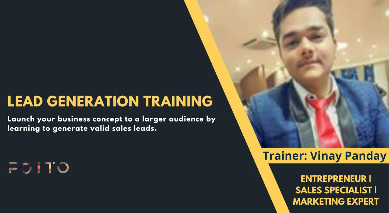 [Online] Lead Generation Training