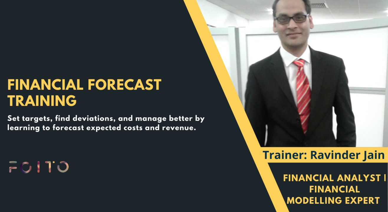 Financial Forecast Training for Startups and Companies