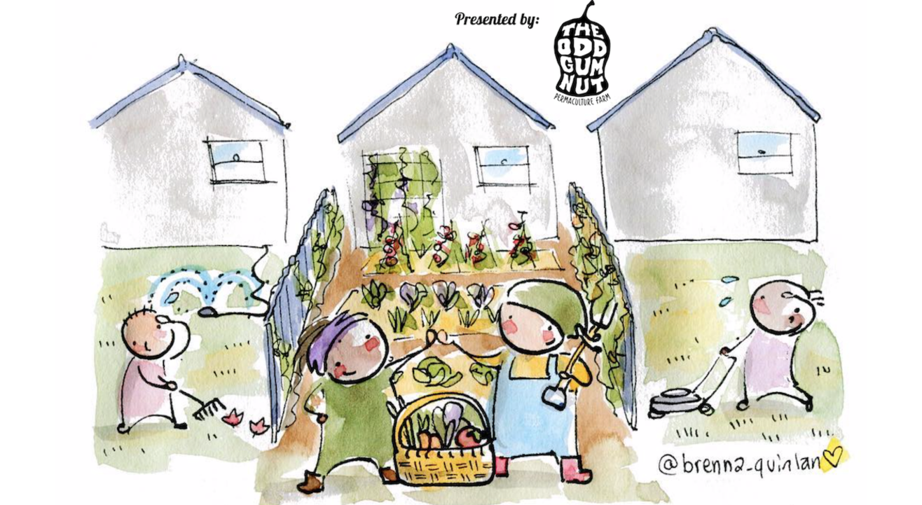 Permaculture Strategies for Cities