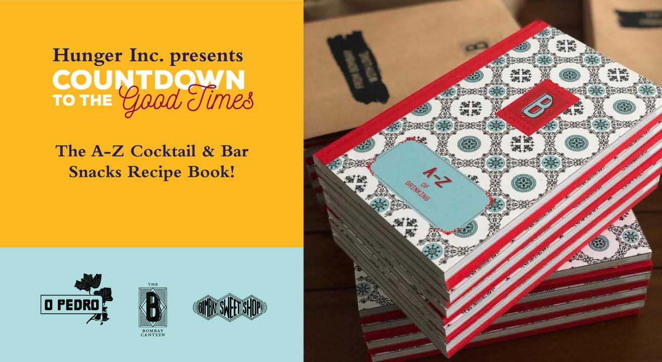 The A-Z Cocktail & Bar Snacks Recipe Book