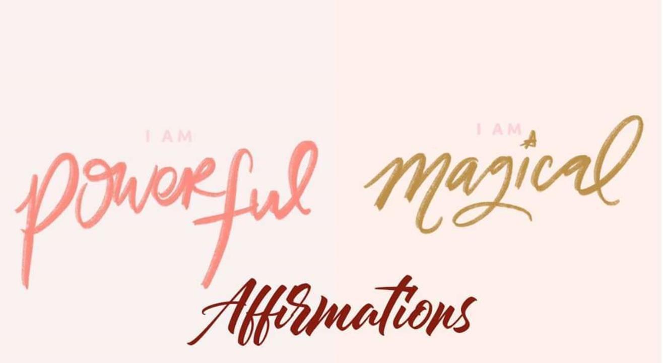 Magical Affirmations Energy Workshop