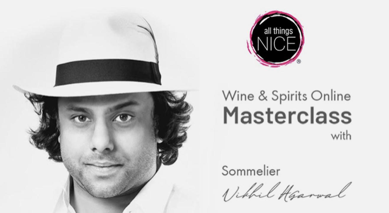 Wine & Spirit Masterclasses