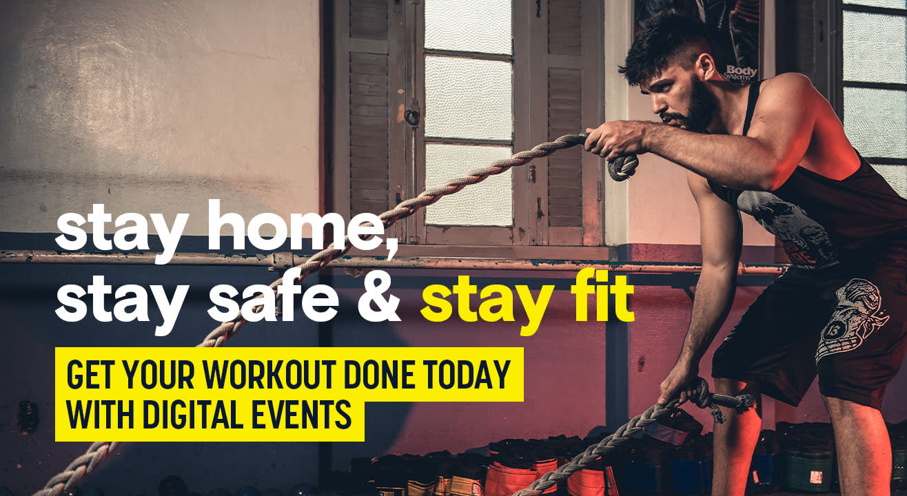 Stay fit even as you stay home with digital health & fitness workout sessions