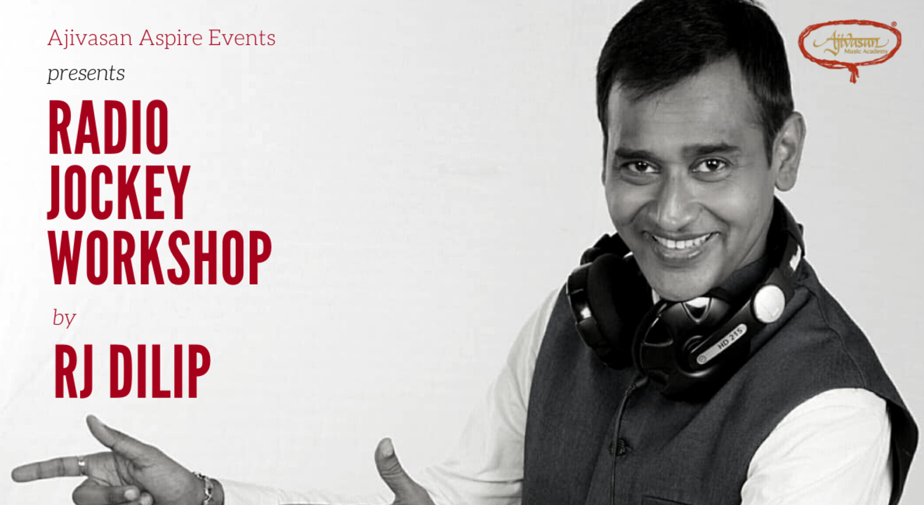 Radio Jockey Workshop