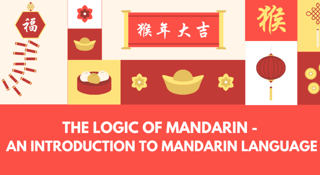 The Logic Of Mandarin - By Anantika Mehra | Online with Doolally