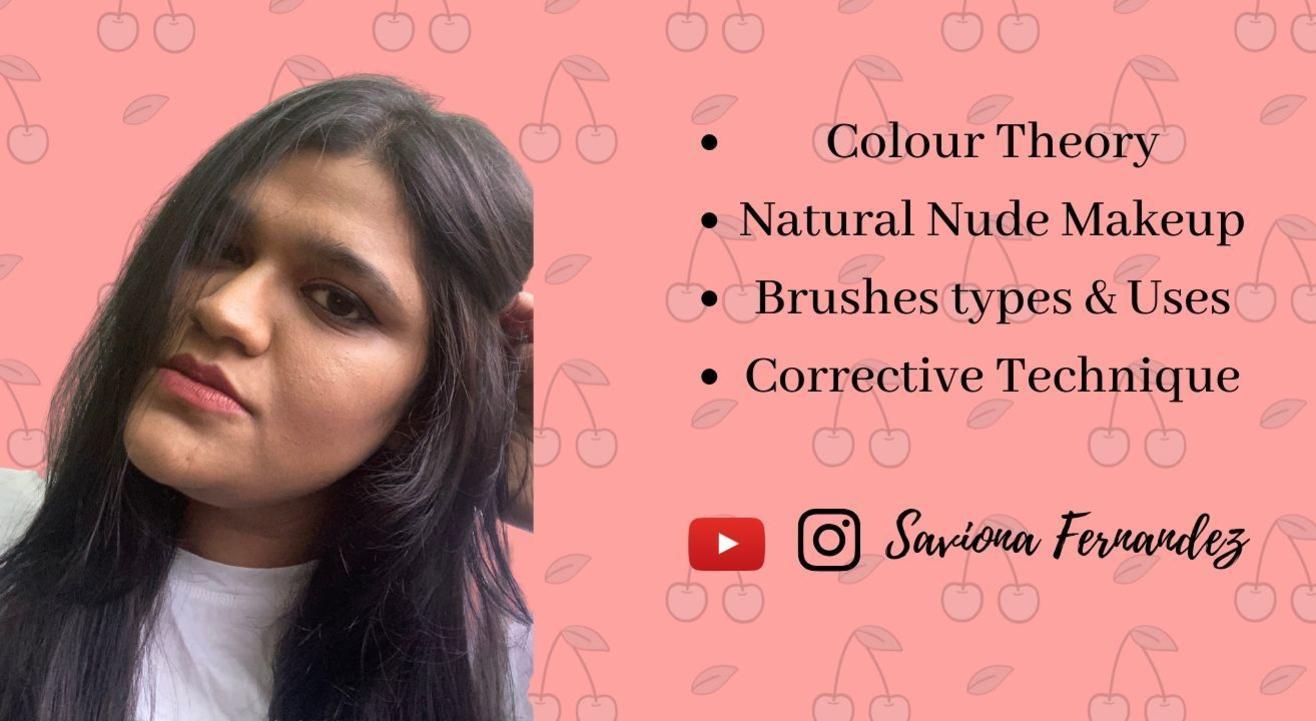 Makeup Theory & Technique By Saviona Fernandez