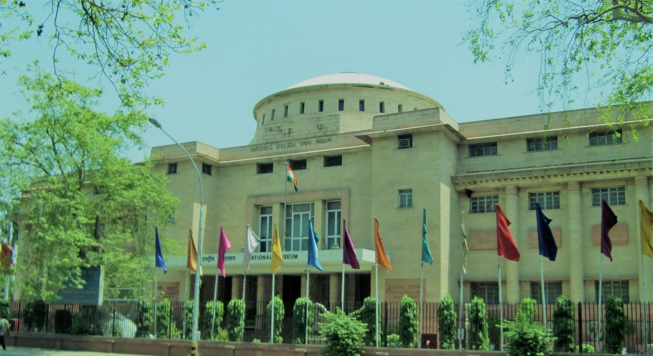Take a tour of the National Museum of India from home