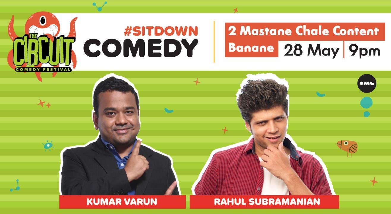 2 Mastane Chale Content Banane ft. Rahul Subramanian and Kumar Varun