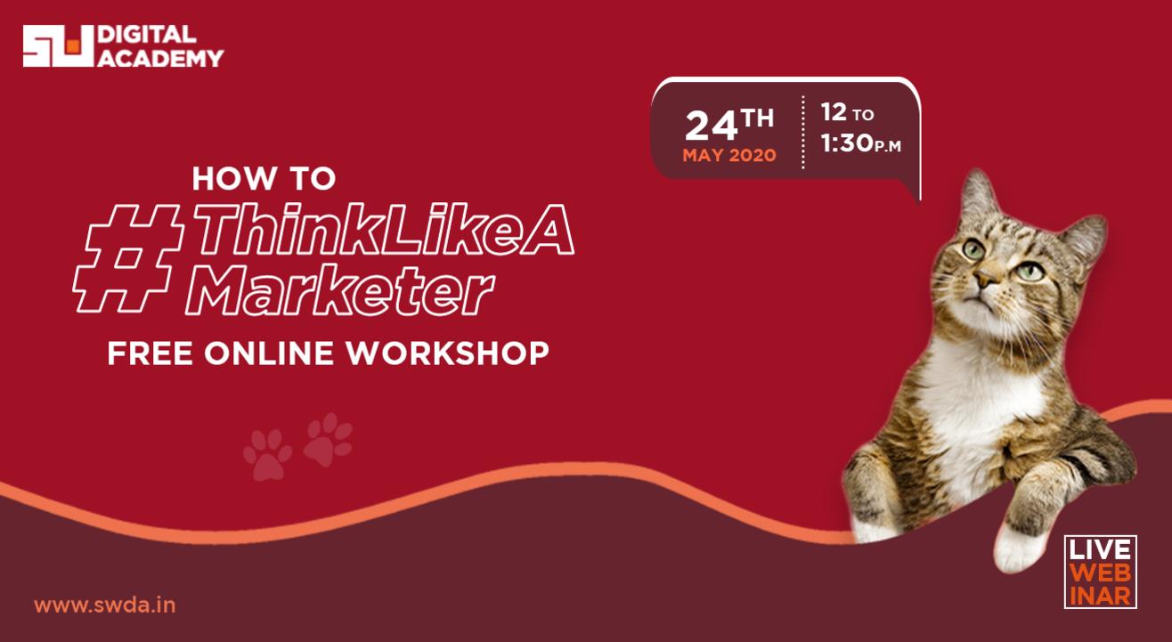 Learn to #ThinkLikeAMarketer with Sociowash Digital Academy