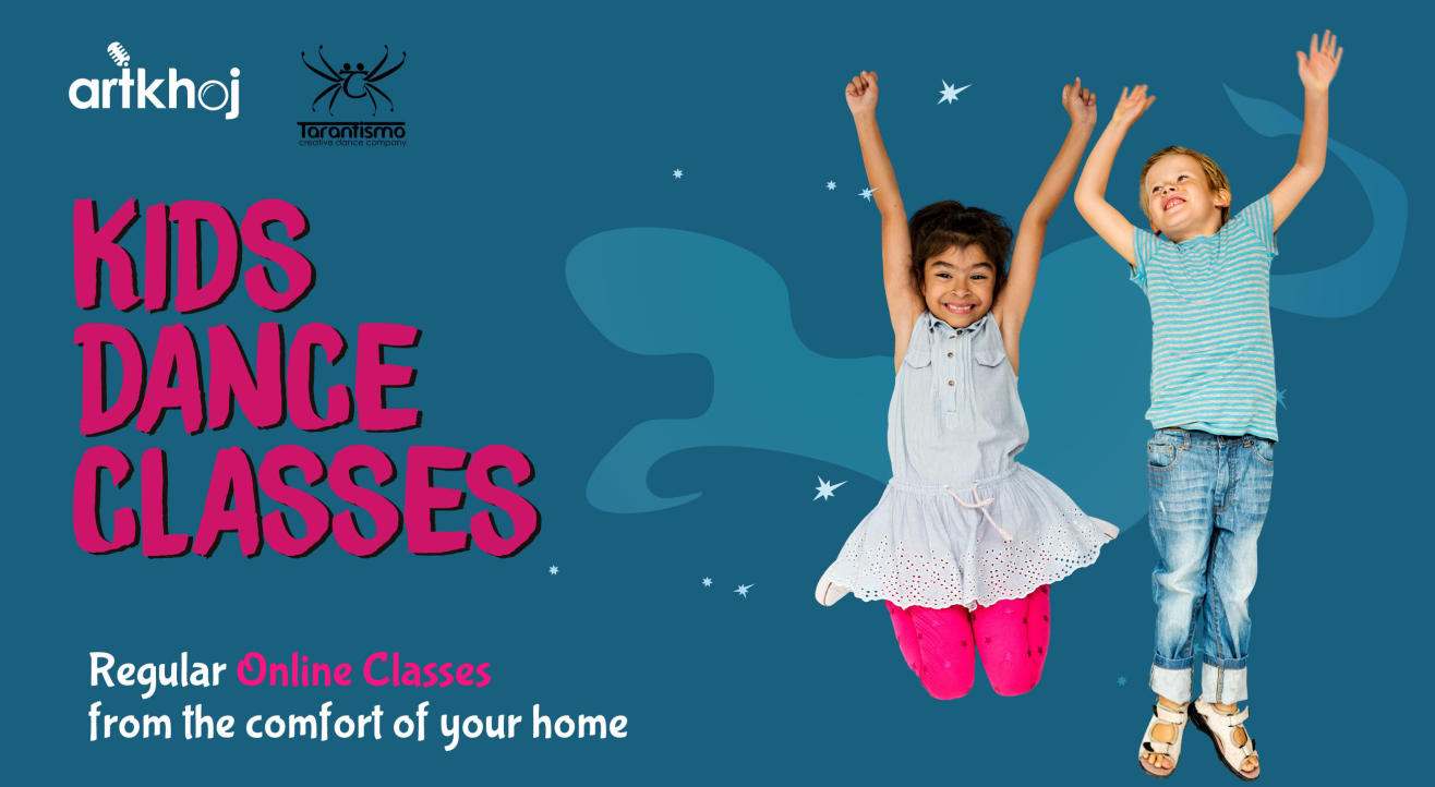 Online Kids Dance Classes