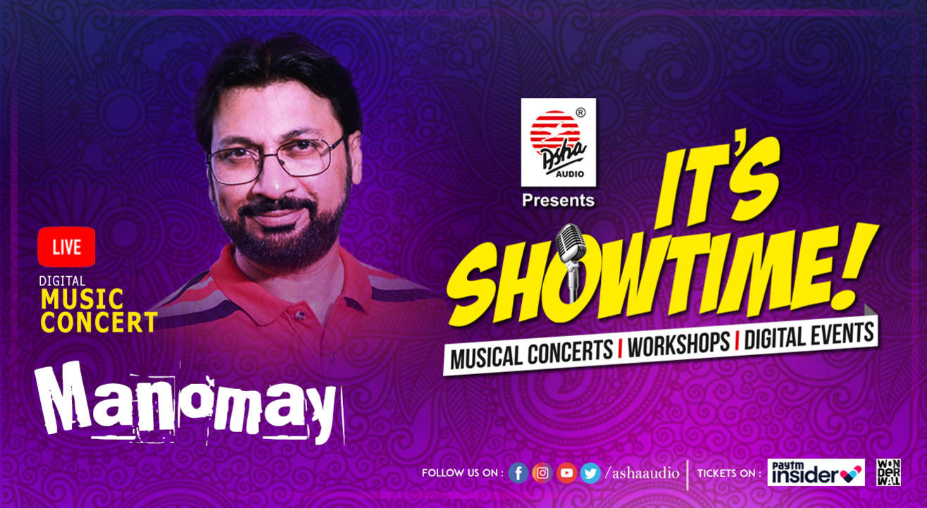 It's Showtime! Manomay- LIVE DIGITAL Musical Concert