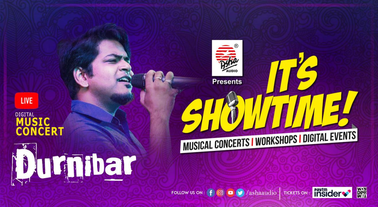 It's Showtime! Durnibar - LIVE DIGITAL Musical Concert