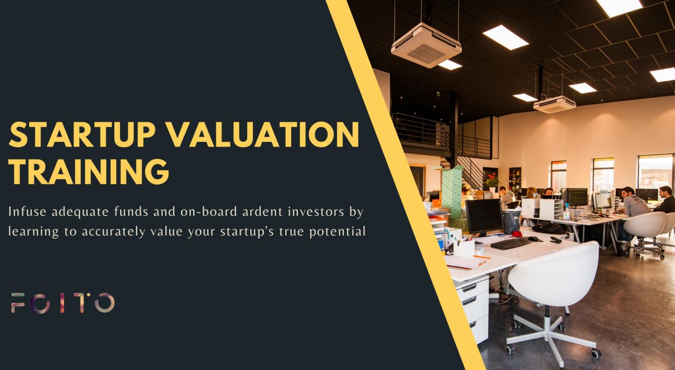 Startup Valuation Training
