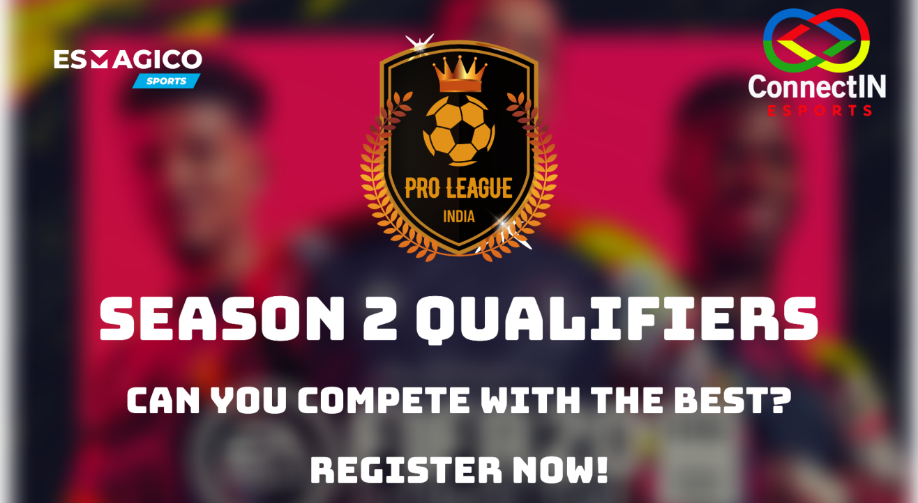 FIFA20 Qualifiers | Pro League India Season 2