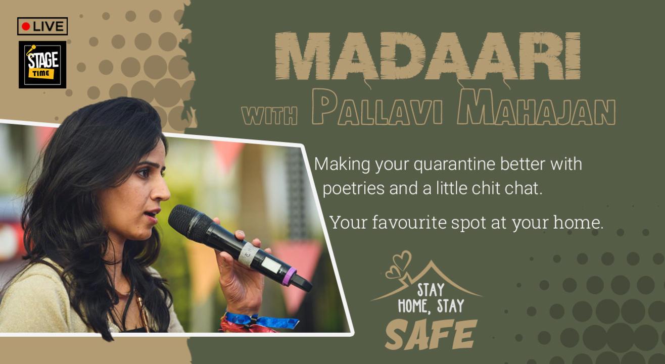 Madaari with Pallavi Mahajan