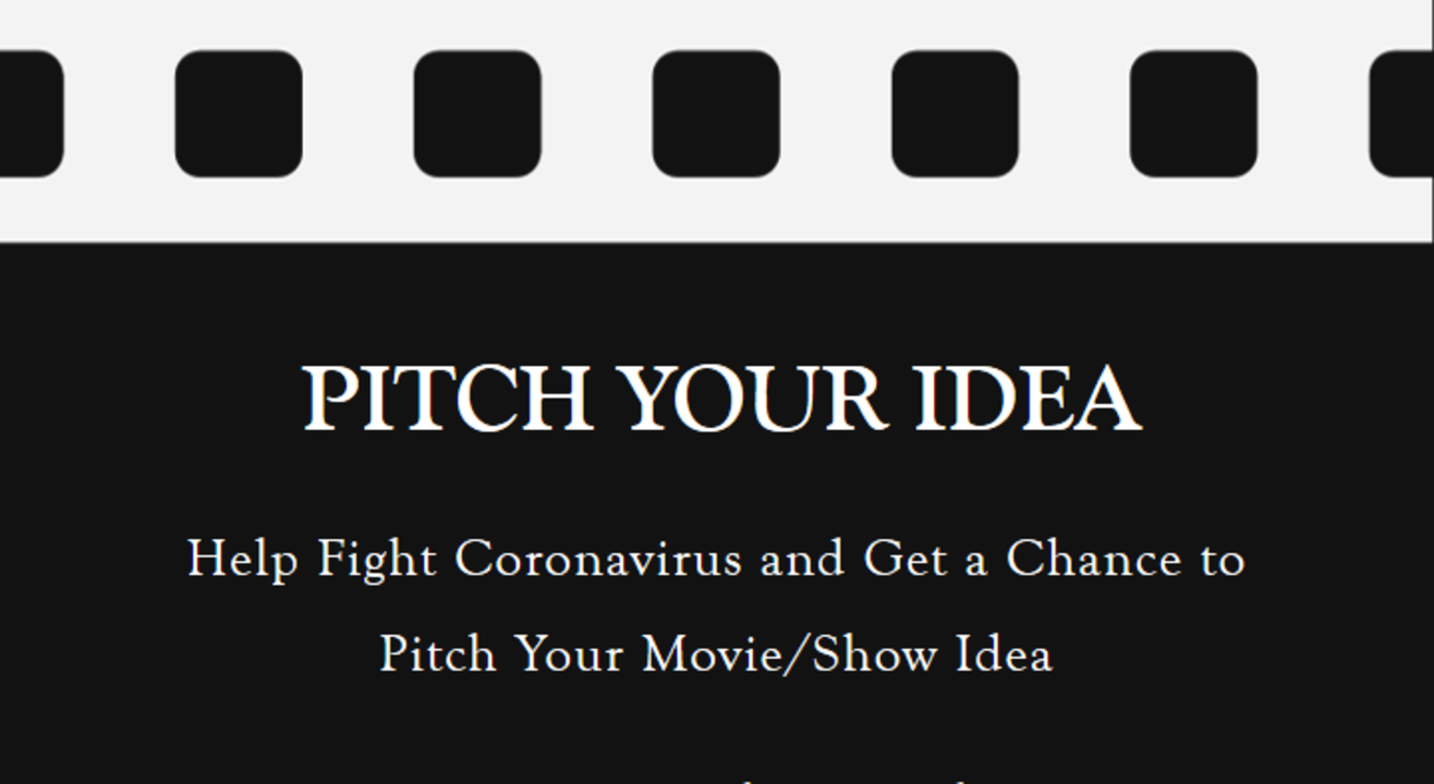 Pitch Your Idea