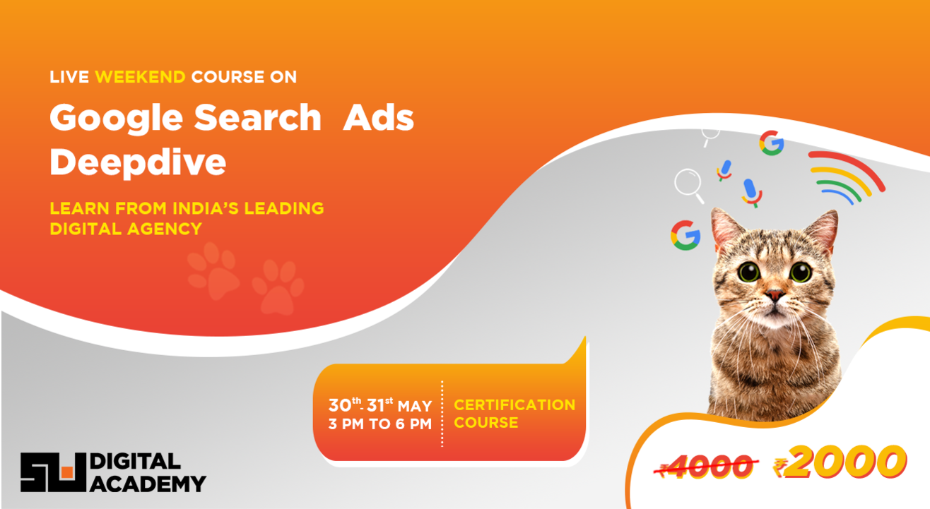 Google Search Ads Deep-dive with Sociowash Digital Academy