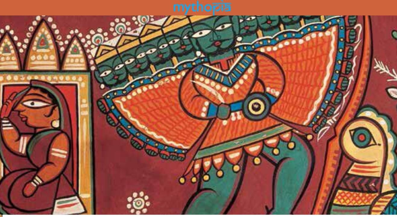 Ramayana - The lesser known versions by Utkarsh Patel