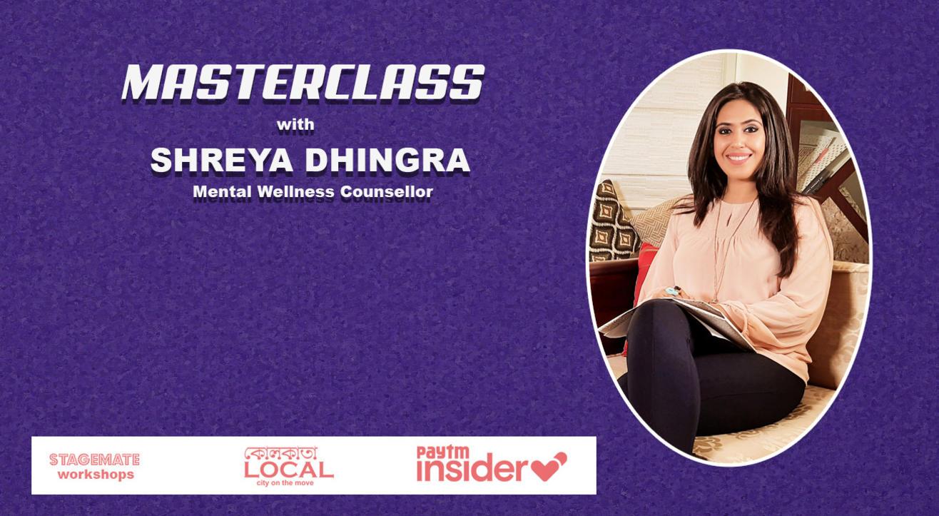 Stagemate Live: Masterclass by Shreya Dhingra