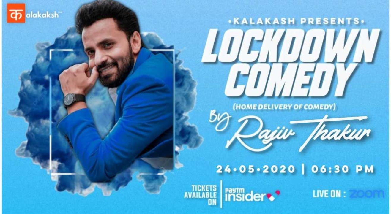 Lockdown comedy by Rajiv thakur