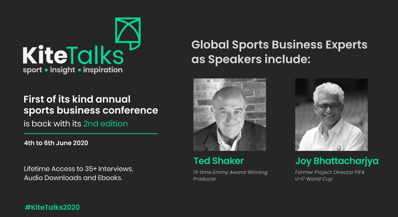 Kite Talks : Sports Business Conference