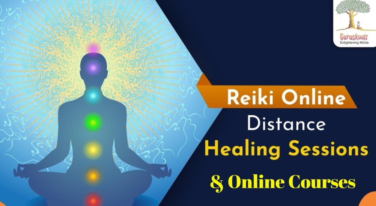 Reiki Energy Online Distance Healing Session  and Courses