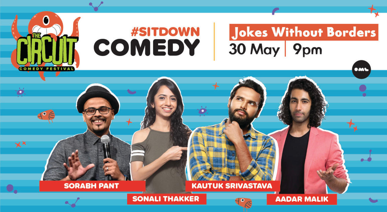 Jokes Without Borders ft. Aadar, Kautuk and Guests