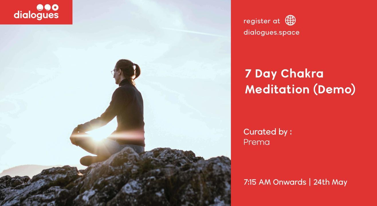 7 day Chakra Meditation Preview