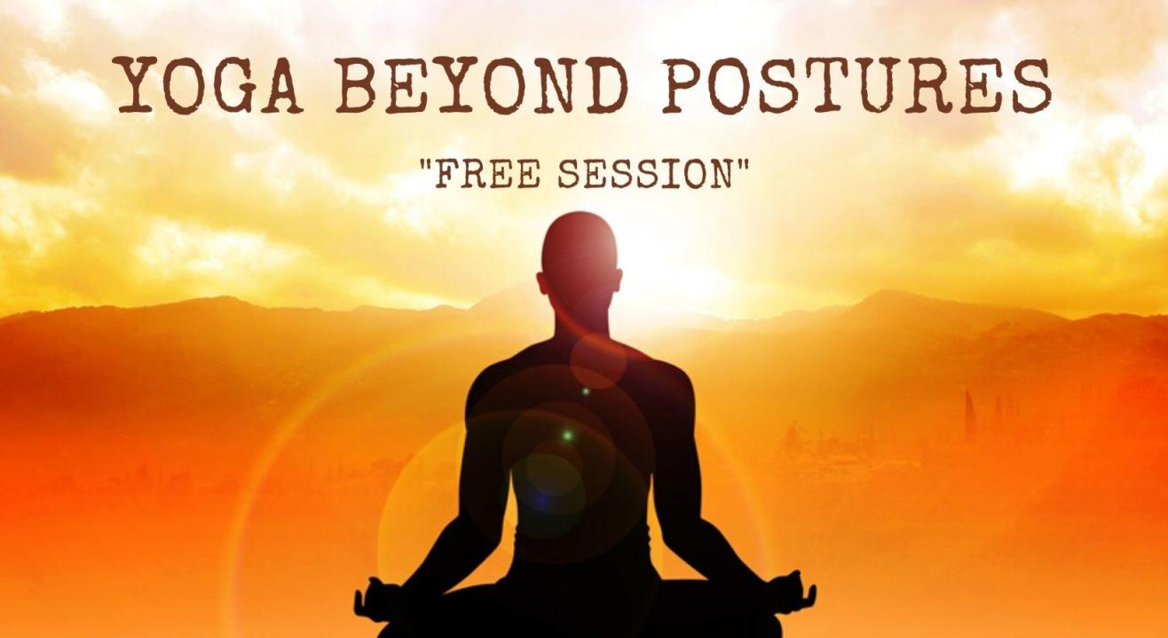 Yoga Beyond Postures | Free Banjara Gypsy Session