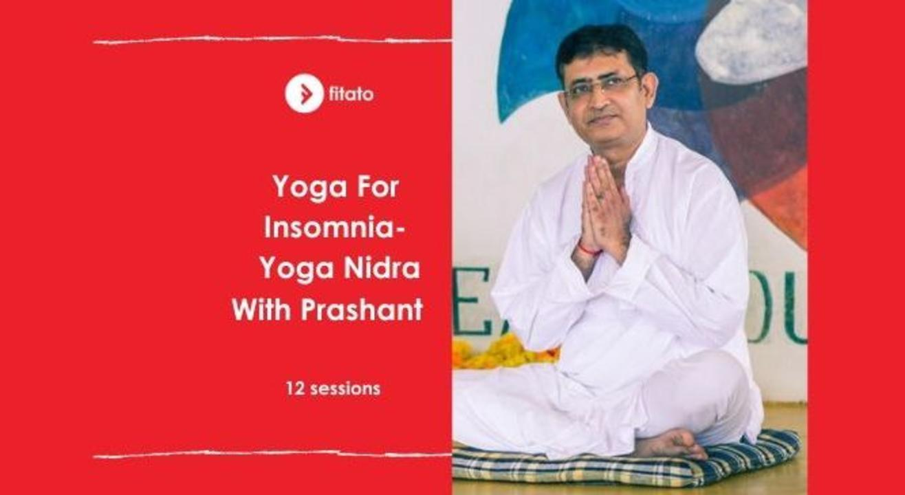 Fitato | Yoga for Insomnia - Yoga Nidra