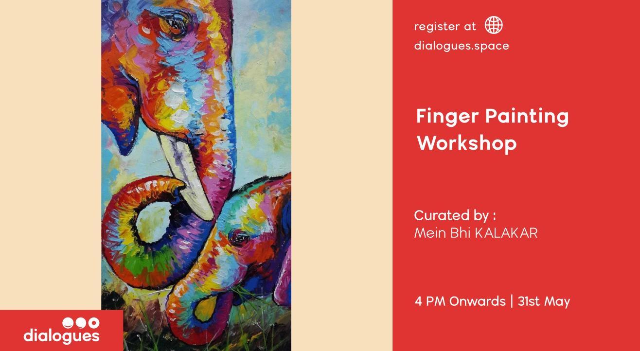 Finger Painting Workshop
