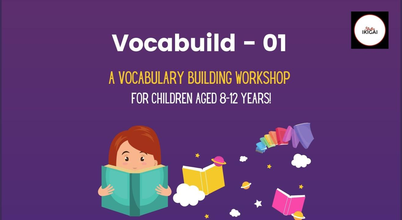 Online Kids Vocabulary Building Workshop