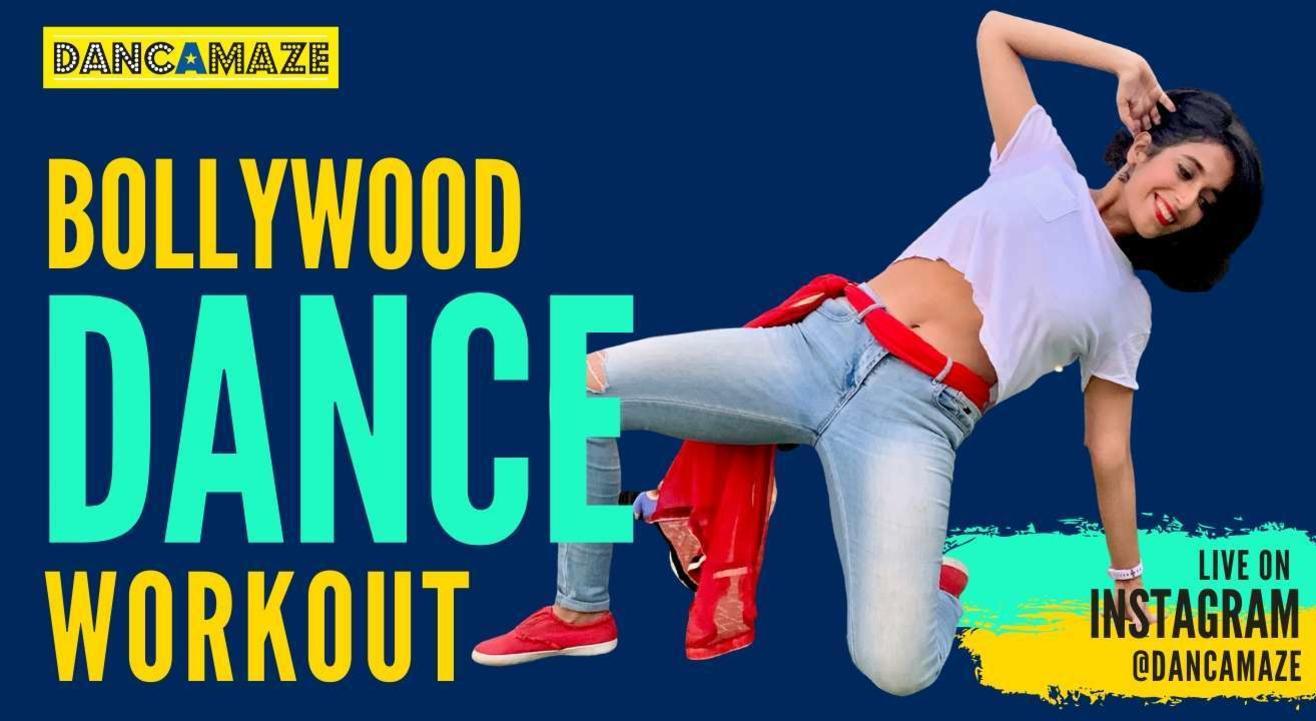 Bollywood Dance Workout with Dancamaze