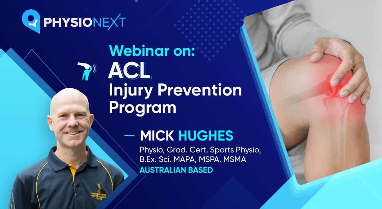 ACL Injury Prevention Program - by Dr. Mick Hughes