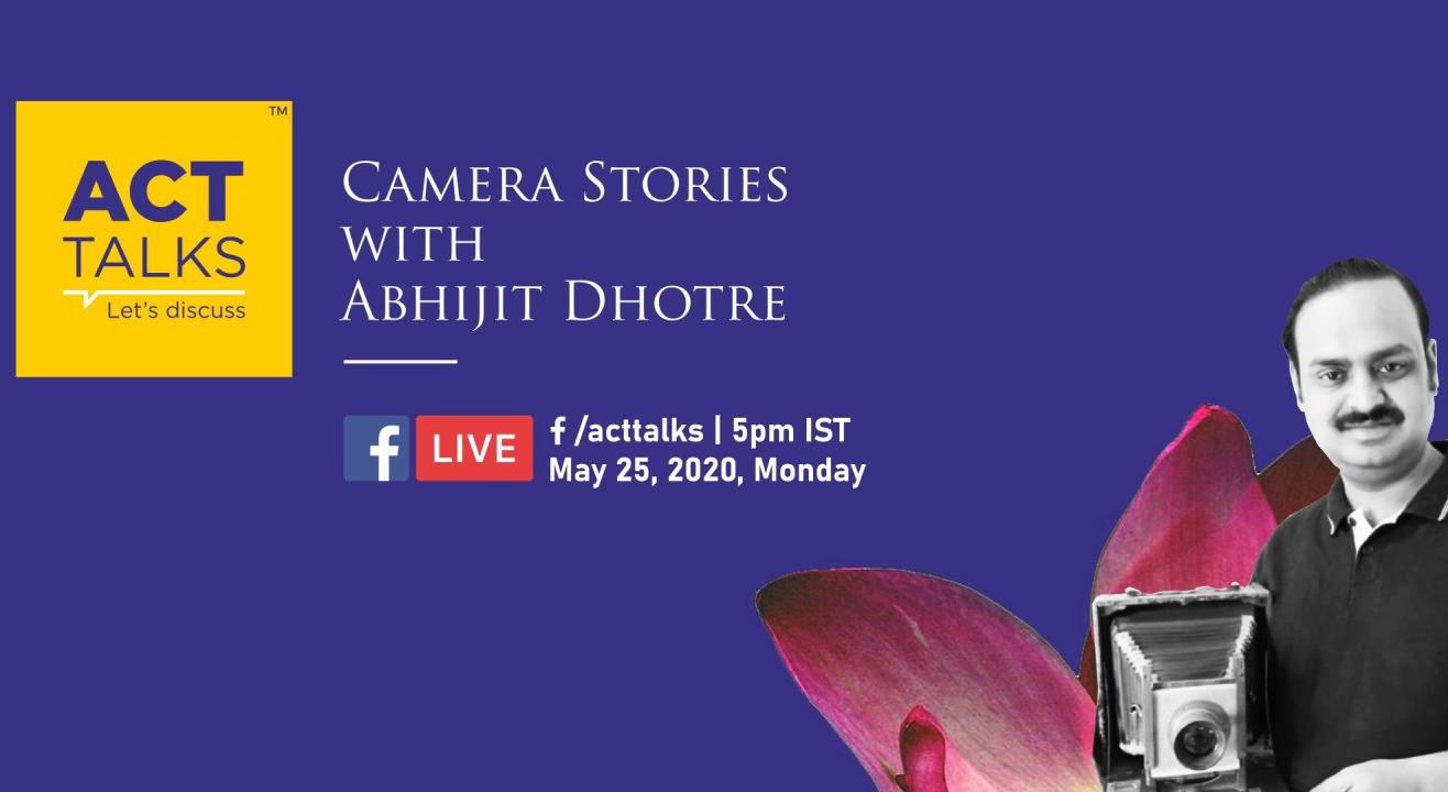 Camera Stories With Abhijit Dhotre