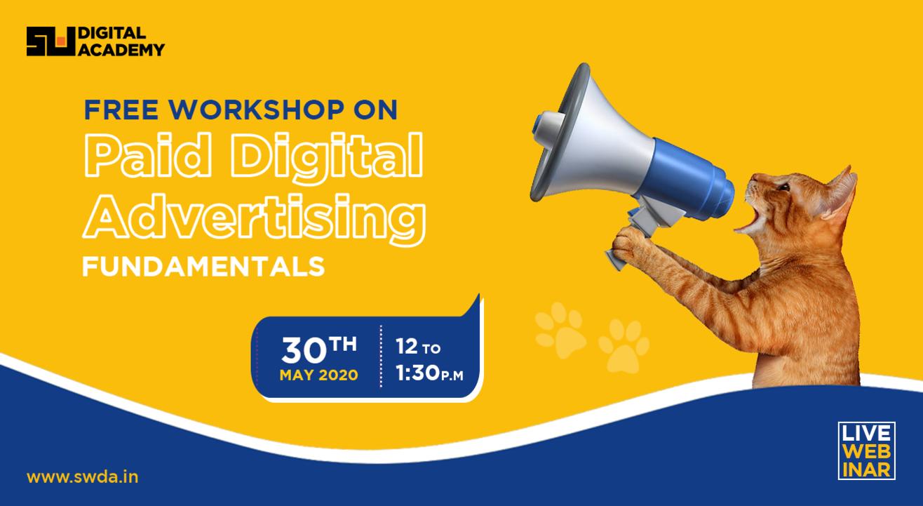 Fundamentals of Paid Advertising with Sociowash Digital Academy