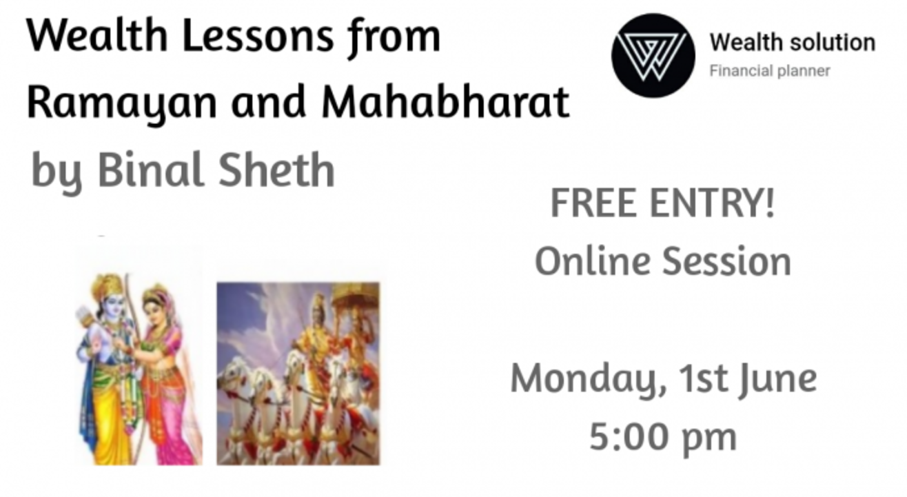 Wealth lessons from Ramayan & Mahabharata | Online with Doolally